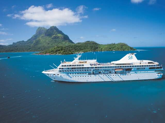 Authentic French Polynesia with Paul Gauguin Cruises