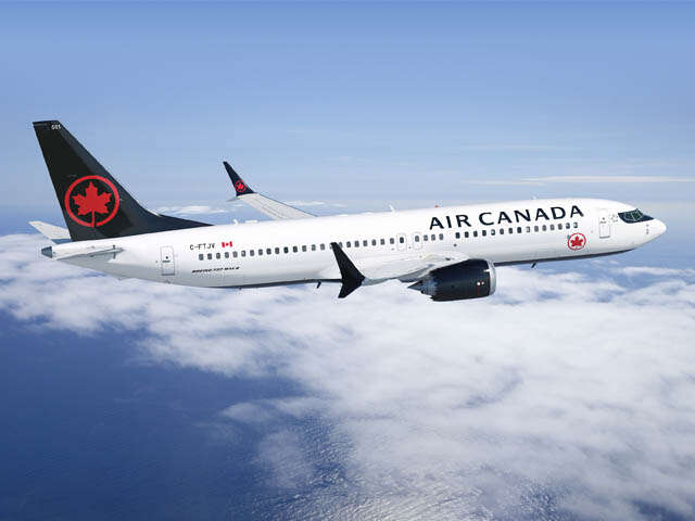 Air Canada updates schedule through July in response to ongoing grounding of Boeing 737 MAX Aircraft