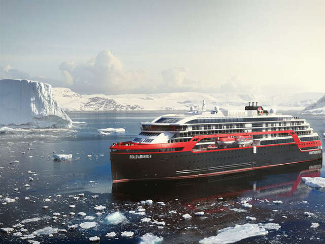 Hurtigruten: Embark on an Adventure to the End of the Earth