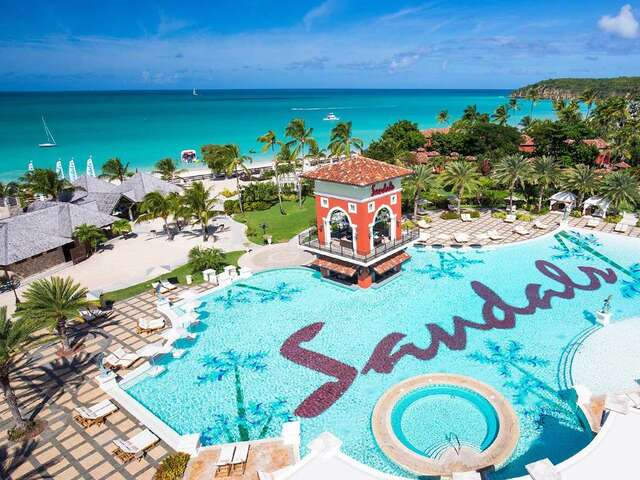 Sandals and Beaches Specials