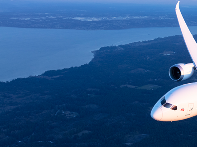Flying to London just got dreamier with WestJet