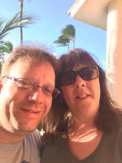 Pam Hanley & Chris Levesque