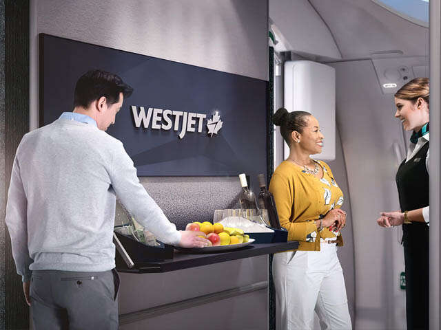 WestJet - Buy Business, get Gold