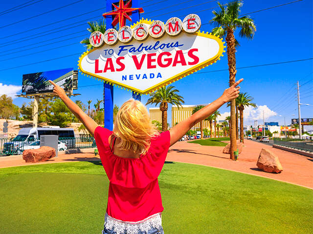 Las Vegas and Palm Springs Vacation Deals