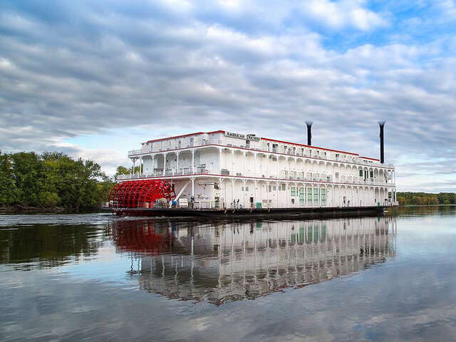 Canadian Residents Special on American Queen Steamboat Company's Select 2020 Voyages