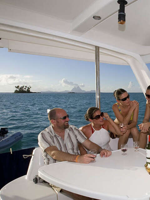 Tahiti 7-day suggested yacht itinerary