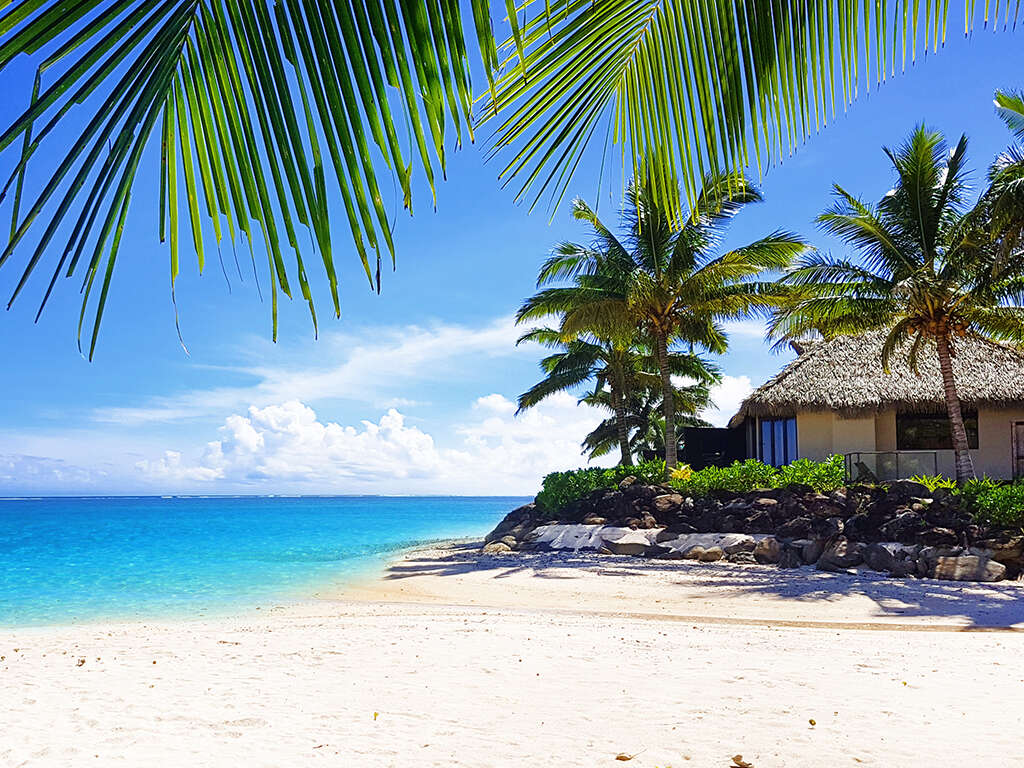 A Week in the Cook Islands on Sale