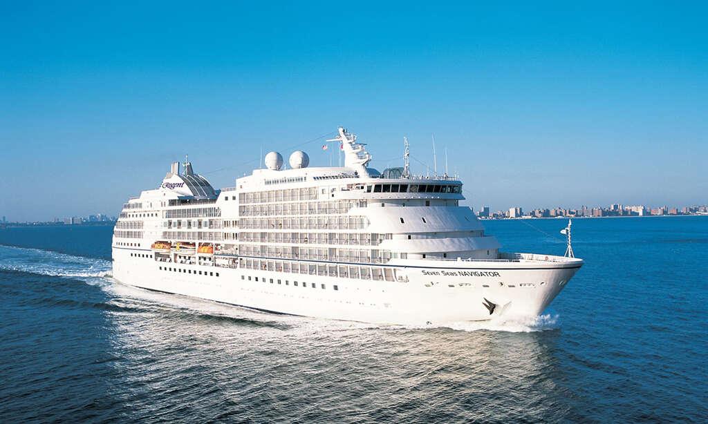 Seven Seas Navigator Embarks on First Voyage Following Refurbishment
