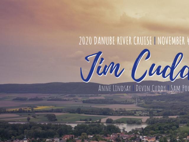2020 Danube Dreams with Jim Cuddy