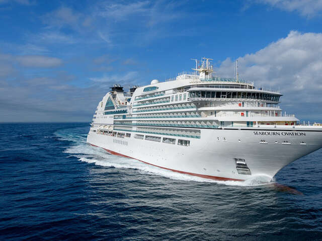 Seabourn in Asia and the Caribbean... At Par!