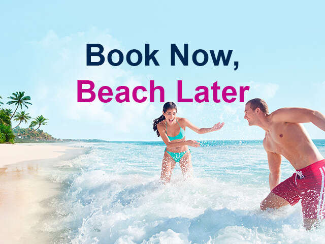 Book Now, Beach Later