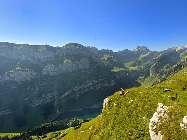Summertime in Switzerland