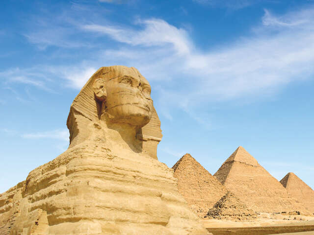 Discover Egypt, Jordan and Israel with Emerald Waterways