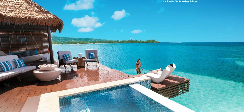 Amazing Sandals Resorts Group Promotion