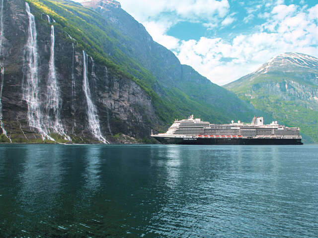 Holland America Line's Europe