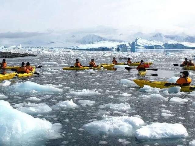 Seabourn's Antarctica & Patagonia
