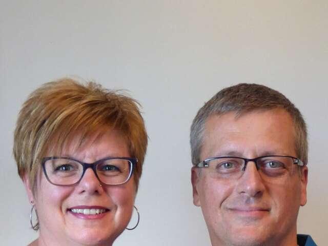 Kathy & Stan Bobar