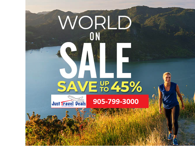 World on Sale with Goway