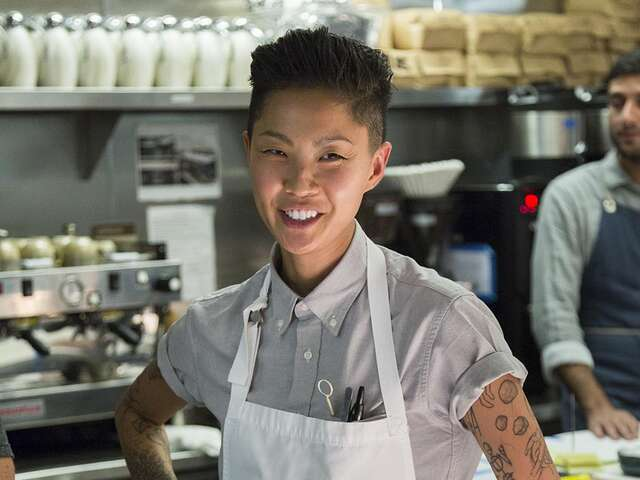 'Top Chef' Winner Kristen Kish Joins Holland America Line's Culinary Council