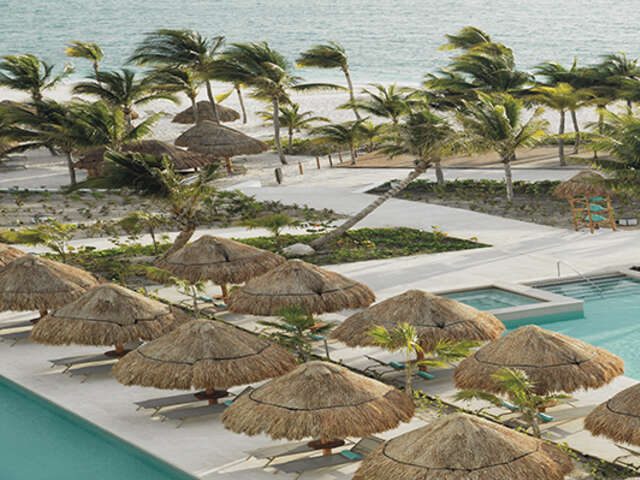 Unlimited Rounds of Golf at the Finest Playa Mujeres with Transat