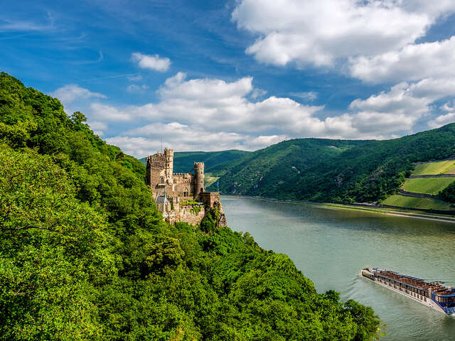 AmaWaterways - LIMITED TIME OFFER-FLY FREE TO EUROPE IN 2019 & 2020!