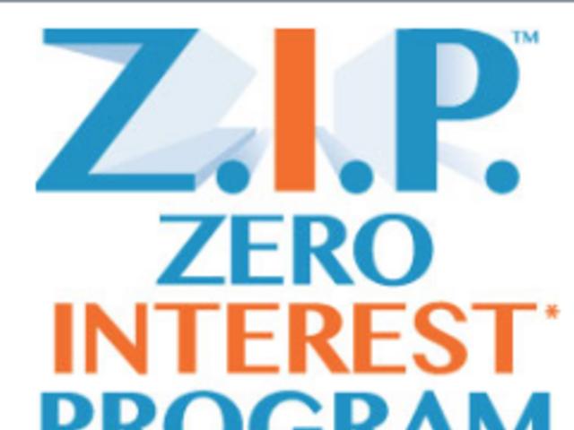 Z.I.P. Zero Interest Program