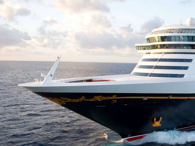 Canadian Residents save 25% on select sailings with Disney Cruise Line