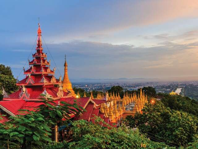 Goway - Myanmar Explorer Cruise On Sale!