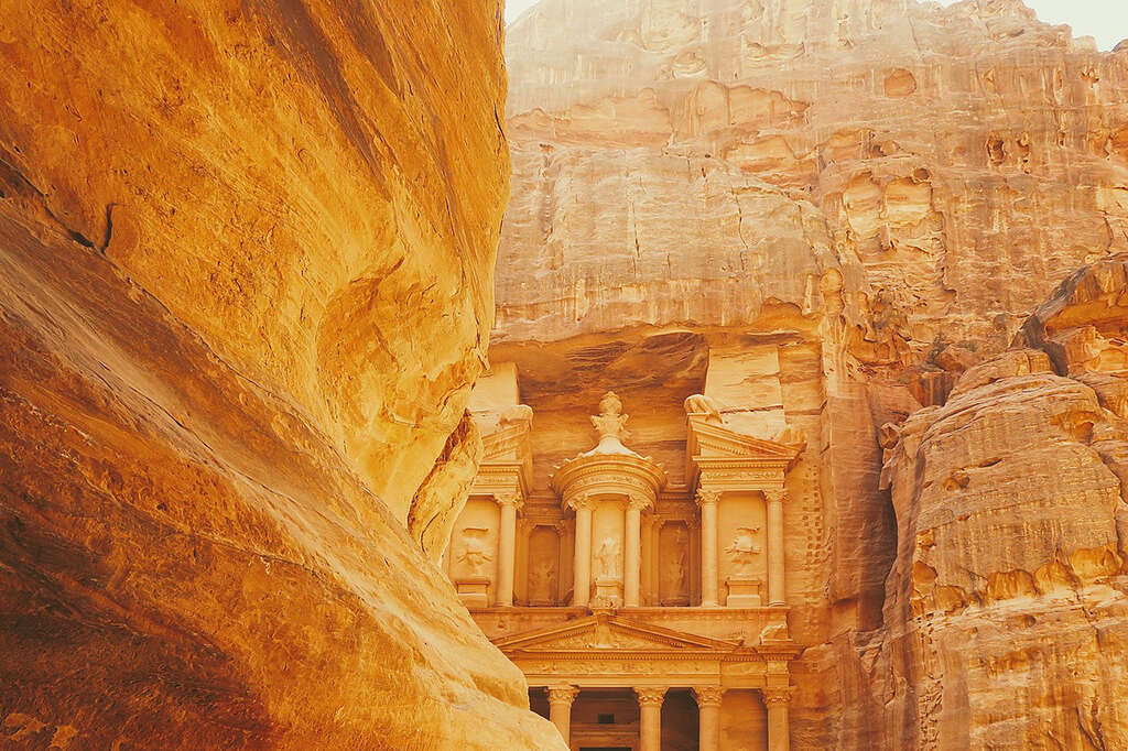 You Are Very Welcome in Jordan