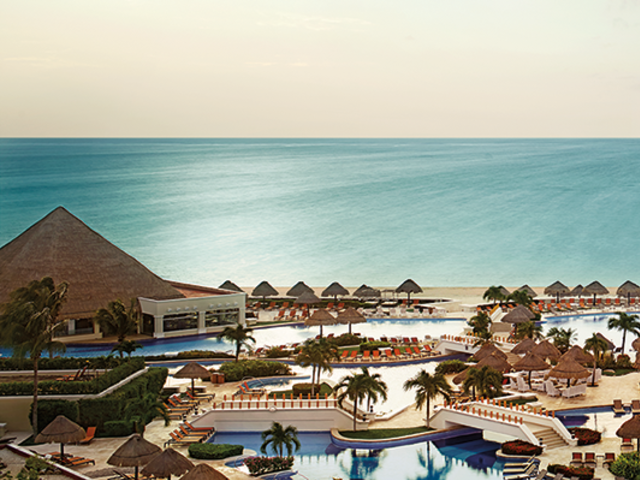 Receive up to $1500 resort credit with WestJet Vacations