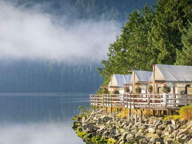 Clayoquot Wilderness Resort - Vancouver Island, Canada