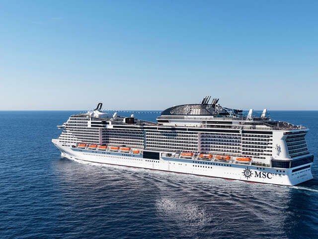MSC Cruises - VIP Exclusive