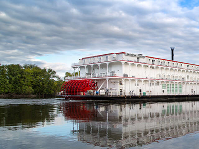 Travel the MIGHTY MISSISSIPPI