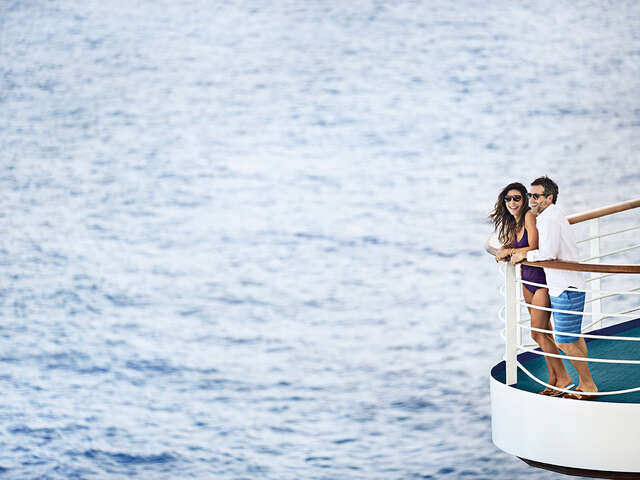 Transat - Book early, cruise for less