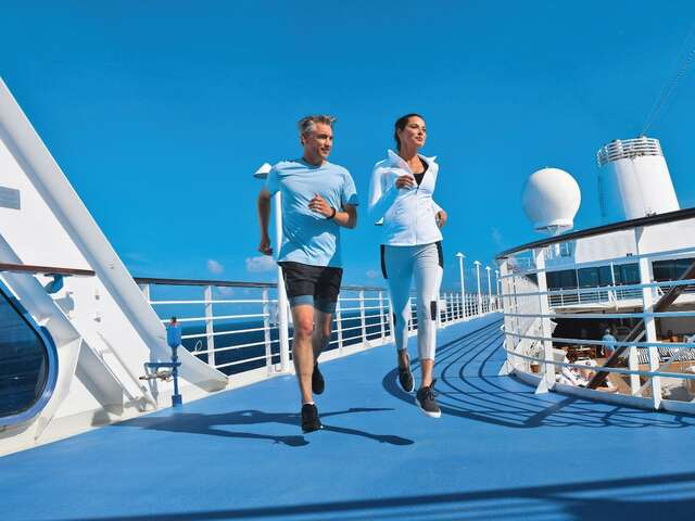 TOP HEALTHY CRUISE EXPERIENCES