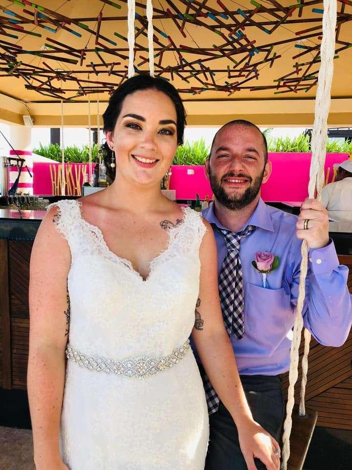 Destination Wedding at Now Jade in Riviera Maya, Mexico