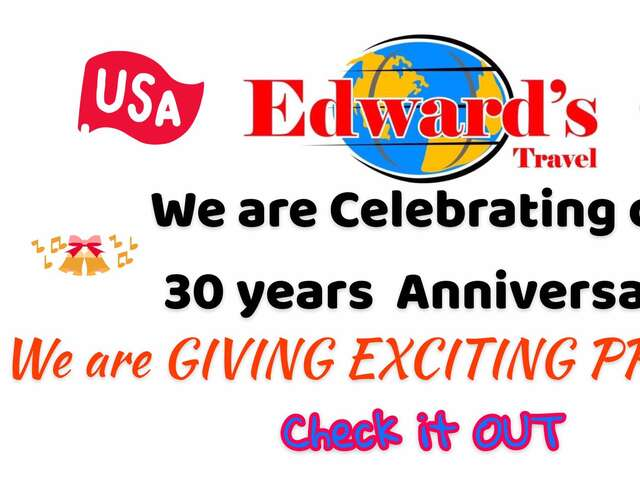 Celebrating our 30 YEARS ANNIVERSARY!!!