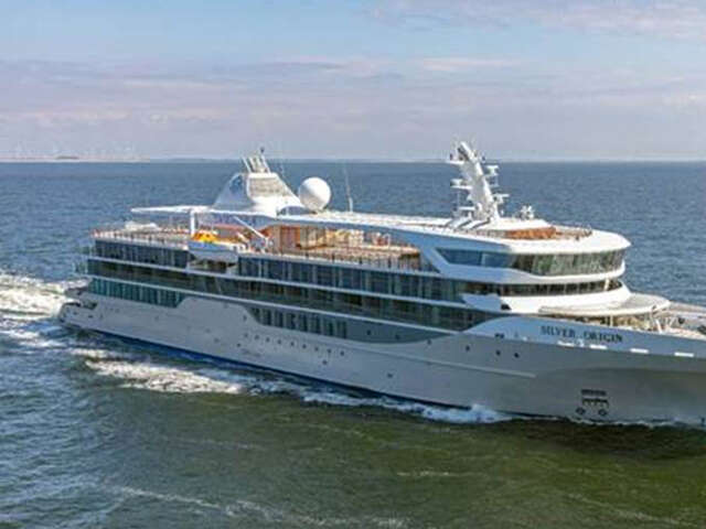 Silversea Prepares to Take Delivery of New Ship Silver Origin