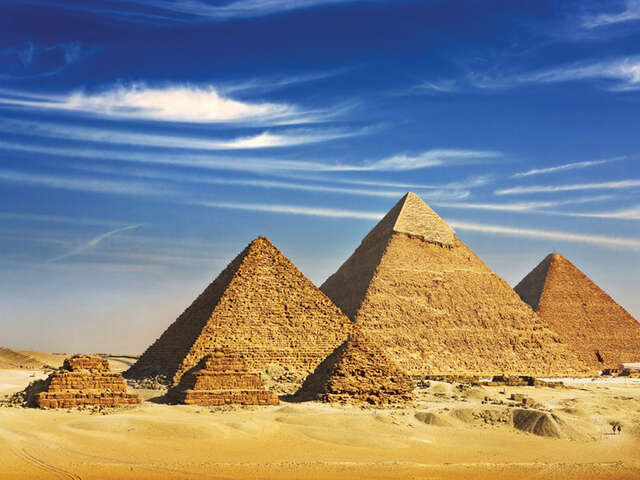 Save US $230 / CA $300 per person on Goway's classic Egypt itinerary