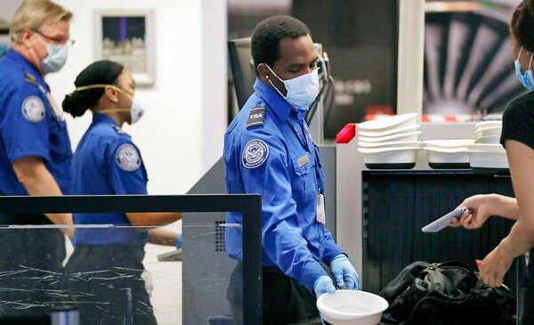TSA adds new coronavirus protections for screeners