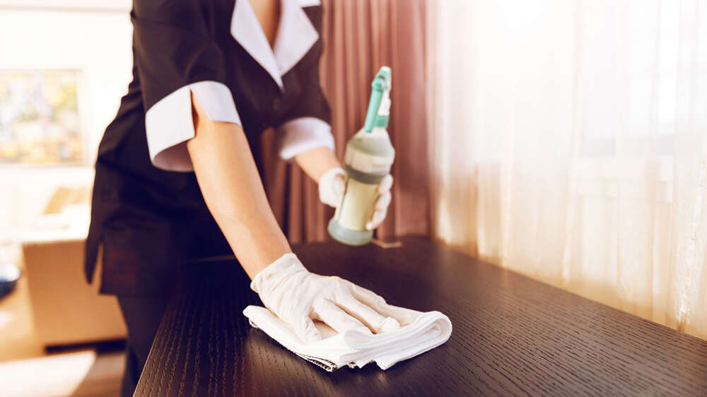 Hilton Launches New Meetings Cleanliness Program