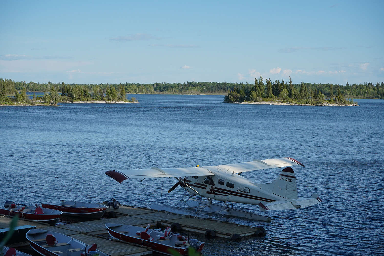 Twin Falls Lodge Fly-in