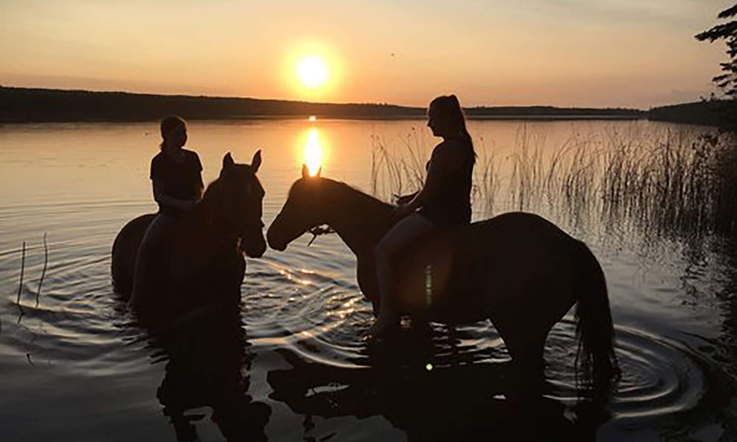 Saskatchewan Back Country Trail Ride & Campout