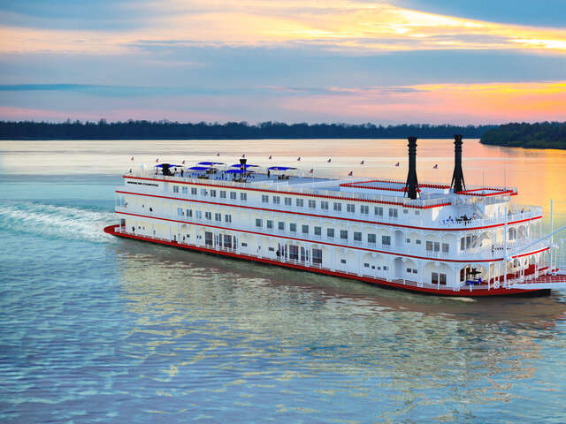 Our Special Rates on American Queen River Cruises