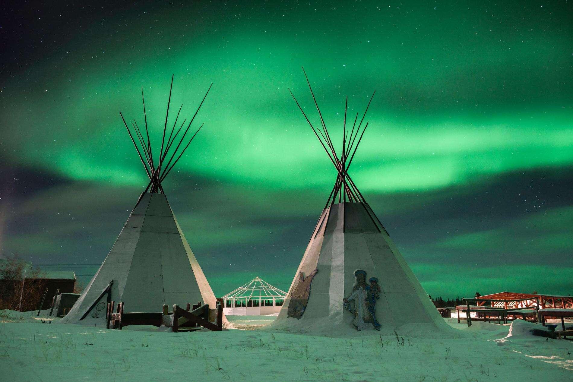 Northwest Territories July 2021