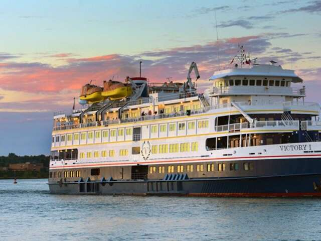 Great Lakes Explorations with Victory Cruise Lines