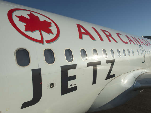 Air Canada Offers Customers Service on its All-Business Class, Jetz Aircraft Fleet to Select Winter Destinations