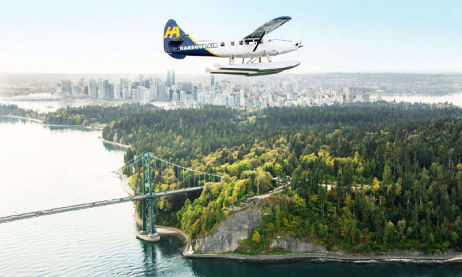 7 Vancouver Experiences to Get Up in the Air and Out on the Water