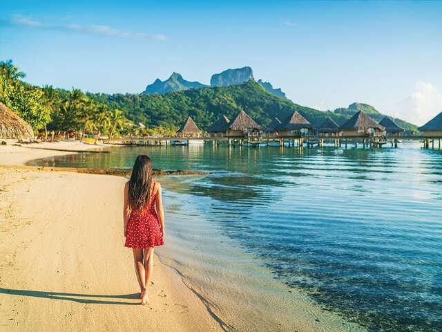 Goway - Tahiti, Taha'a and Bora Bora with Airfare