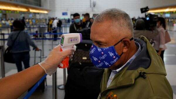 Millions Of Americans Traveling For Thanksgiving, Ignoring CDC Advice